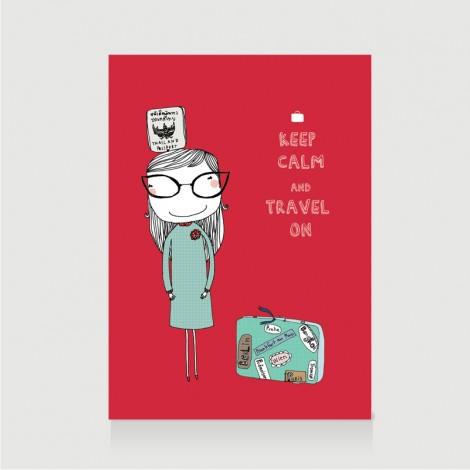 Keep Calm and Travel On